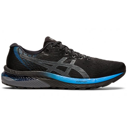 Asics Gel Cumulus 22 Black/Blue