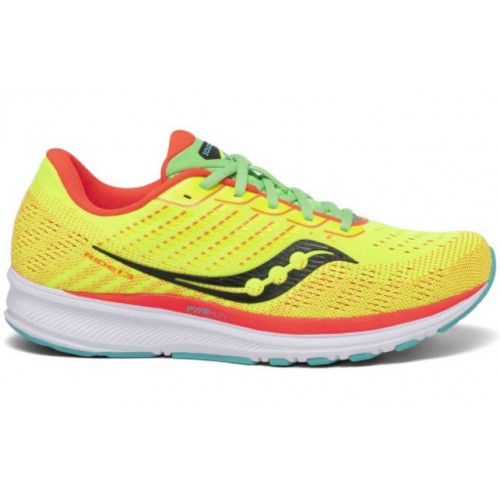 Saucony Ride 13 Citron