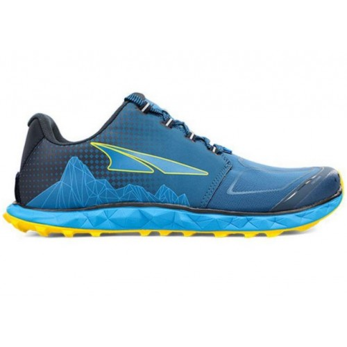 Altra Superior 4.5 Blue/Yellow