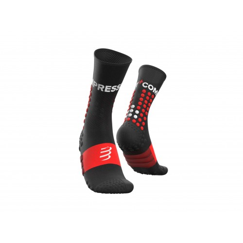 Calcetin Compressport Ultra Trail Socks Black