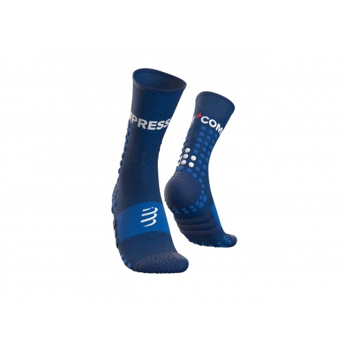 Calcetin Compressport Ultra Trail Socks Blue