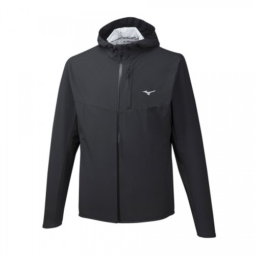 Mizuno Waterproof 20k Trail Jacket Black