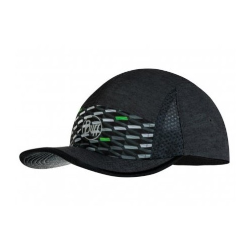 BUFF Run Cap R-Geotrik Black