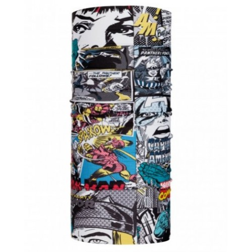 BUFF Original Superheroes Comic Poppower