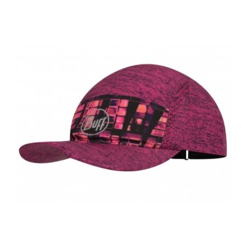 BUFF Run Cap Pixel Pump Pink