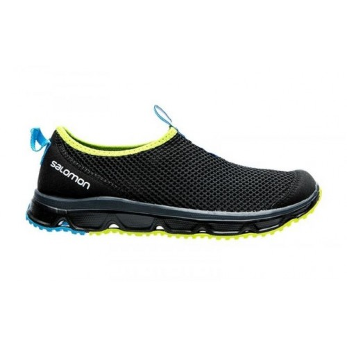 Zapatillas Salomon Recovery RX Moc Black/Lima