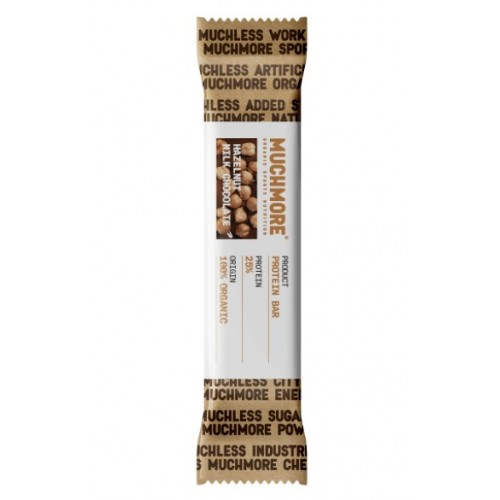 Muchmore Protein Bar Hazelnut & Milk Chocolate