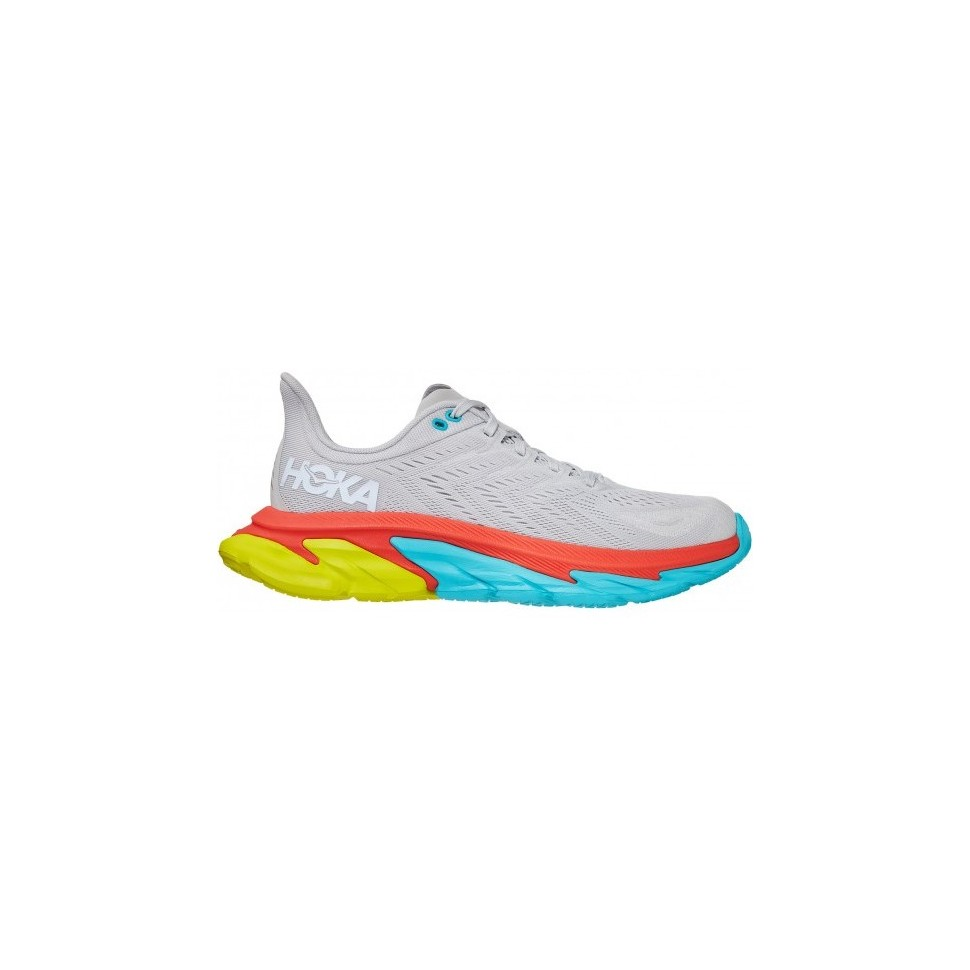 Hoka One One Clifton Edge 1110510 LRWH White Hombre