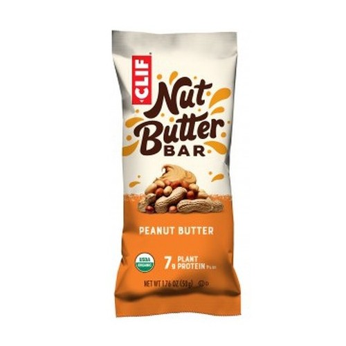 Barrita Clif Bar Nut Butter Peanut Butter Bio 50gr.