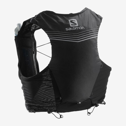 Mochila Salomon Advanced Skin 5l. Black LC1307000