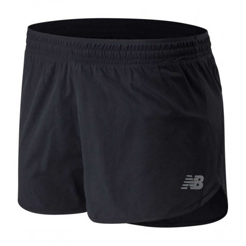 New Balance Accelerate Short 2.5 Mujer WS01206