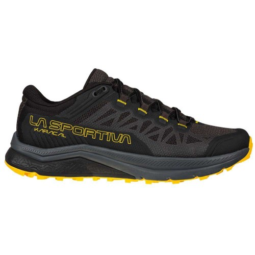 La Sportiva Karacal Black/Yellow Hombre