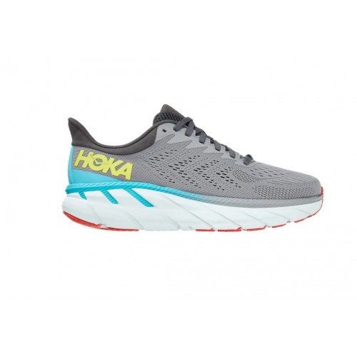 Hoka One One Clifton 7 Wide Hombre 1110534WDDS