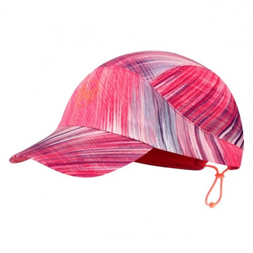 BUFF Pack Run Cap Pixel Pink S/M