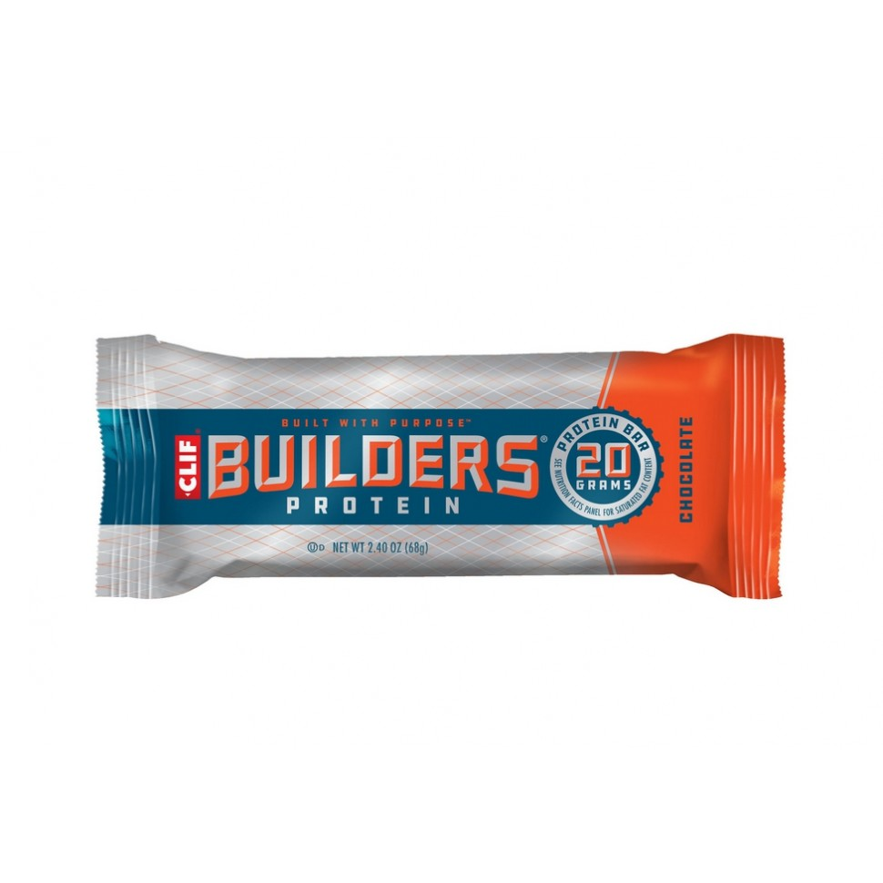 Clif Builders Protein Chocolate 68gr.