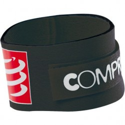 Cinta porta chip Compressport Black