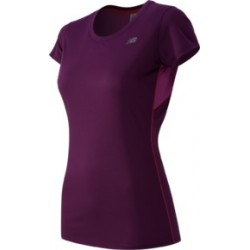 NEW BALANCE CAMISETA MC WT53141 ACCELERATE IDO