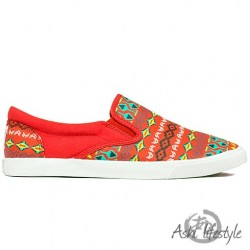 BUCKETFEET VERMILLION